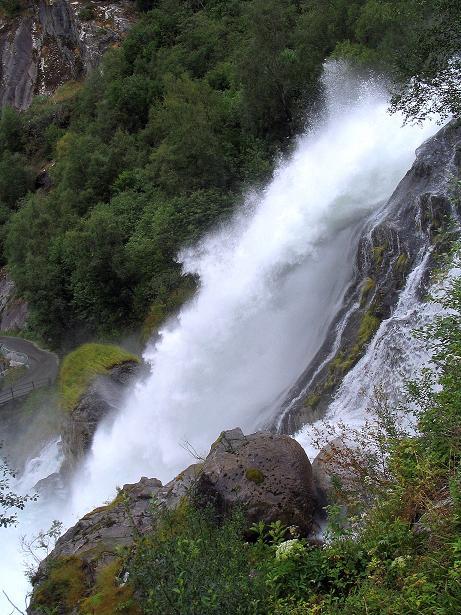 Foto: Andreas Koller / Wander Tour / Gletschererlebnis Briksdalsbreen (150 m) / 04.08.2009 19:13:55