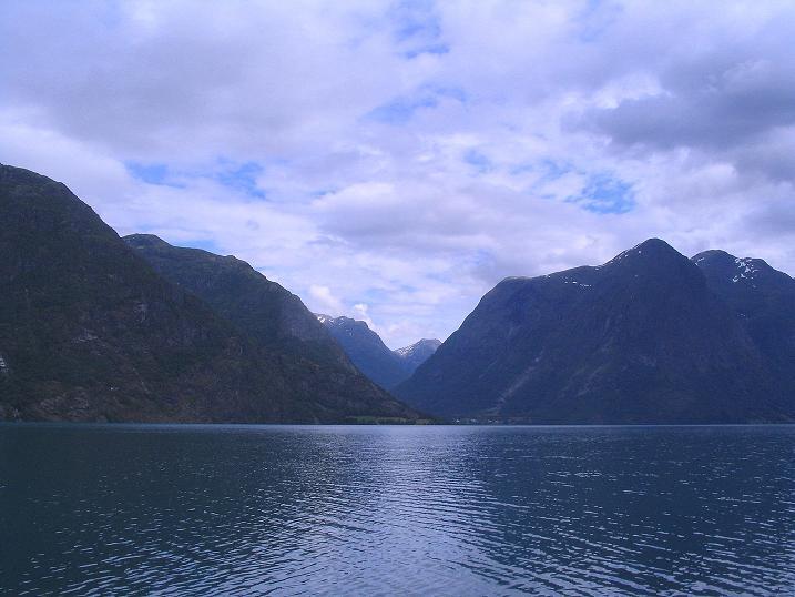 Foto: Andreas Koller / Wander Tour / Gletschererlebnis Briksdalsbreen (150 m) / 04.08.2009 19:12:41