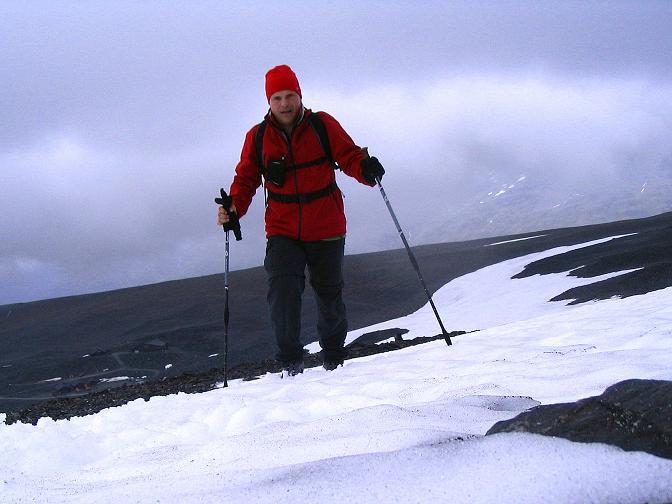 Foto: Andreas Koller / Wander Tour / Auf die Kuppen des Galdhoe (2283 m) / 04.08.2009 00:37:44