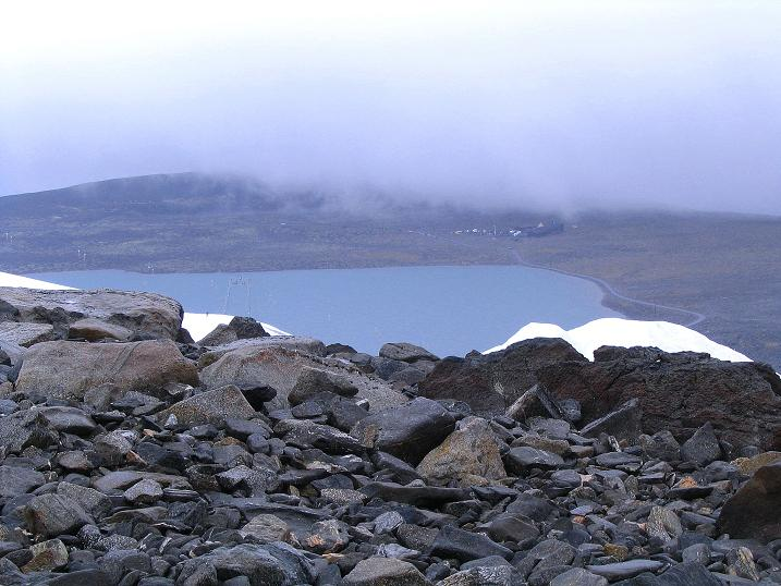 Foto: Andreas Koller / Wander Tour / Auf die Kuppen des Galdhoe (2283 m) / 04.08.2009 00:37:39