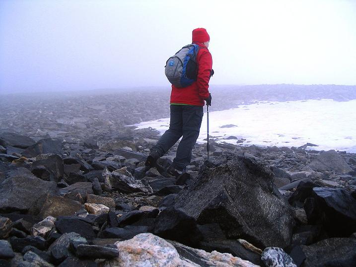 Foto: Andreas Koller / Wander Tour / Auf die Kuppen des Galdhoe (2283 m) / 04.08.2009 00:37:08