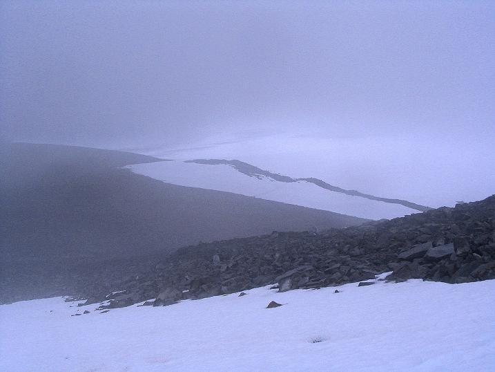 Foto: Andreas Koller / Wander Tour / Auf die Kuppen des Galdhoe (2283 m) / 04.08.2009 00:37:02