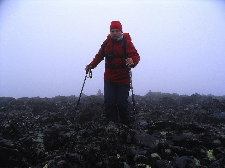 Foto: Andreas Koller / Wander Tour / Auf die Kuppen des Galdhoe (2283 m) / 04.08.2009 00:36:55