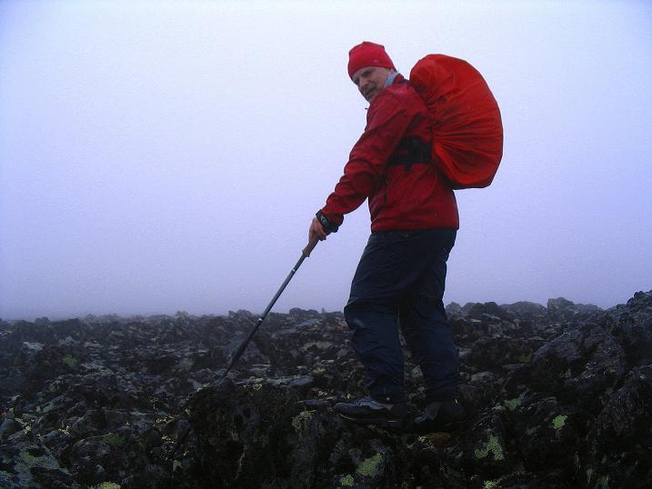 Foto: Andreas Koller / Wander Tour / Auf die Kuppen des Galdhoe (2283 m) / 04.08.2009 00:36:33