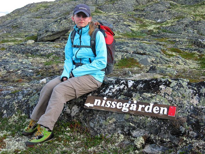 Foto: Andreas Koller / Klettersteig Tour / Klettersteig Lomseggen (1524m) / 05.08.2009 16:47:35