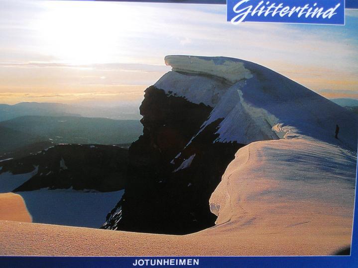 Foto: Andreas Koller / Wander Tour / Von Spiterstulen auf den Glittertind (2465 m) / 05.08.2009 19:04:38