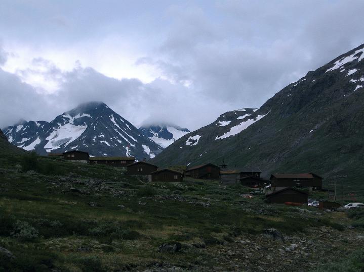 Foto: Andreas Koller / Wander Tour / Von Spiterstulen auf den Glittertind (2465 m) / Gastfreundliches Spiterstulen / 05.08.2009 19:04:17