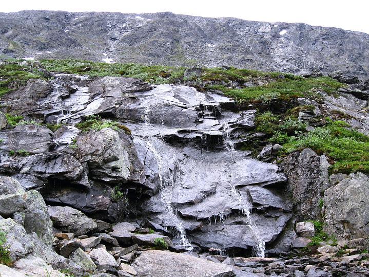 Foto: Andreas Koller / Wander Tour / Von Spiterstulen auf den Glittertind (2465 m) / 05.08.2009 19:03:34