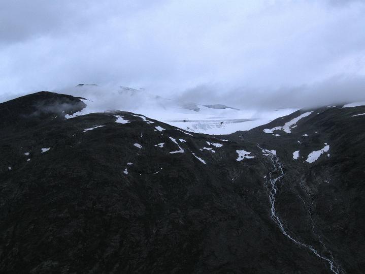 Foto: Andreas Koller / Wander Tour / Von Spiterstulen auf den Glittertind (2465 m) / 05.08.2009 19:03:20