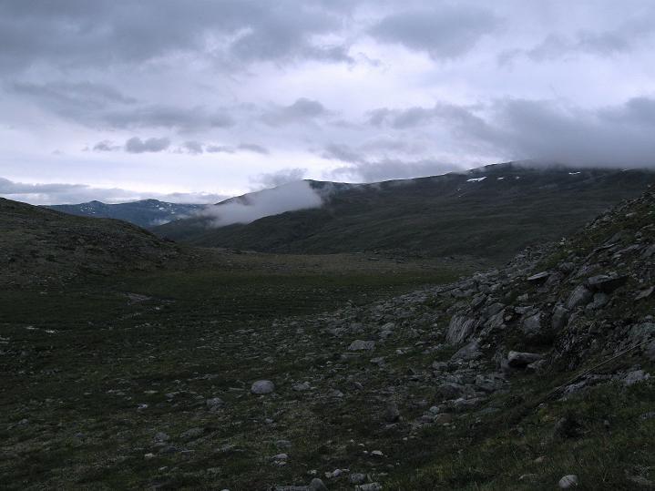 Foto: Andreas Koller / Wander Tour / Von Spiterstulen auf den Glittertind (2465 m) / 05.08.2009 19:02:31