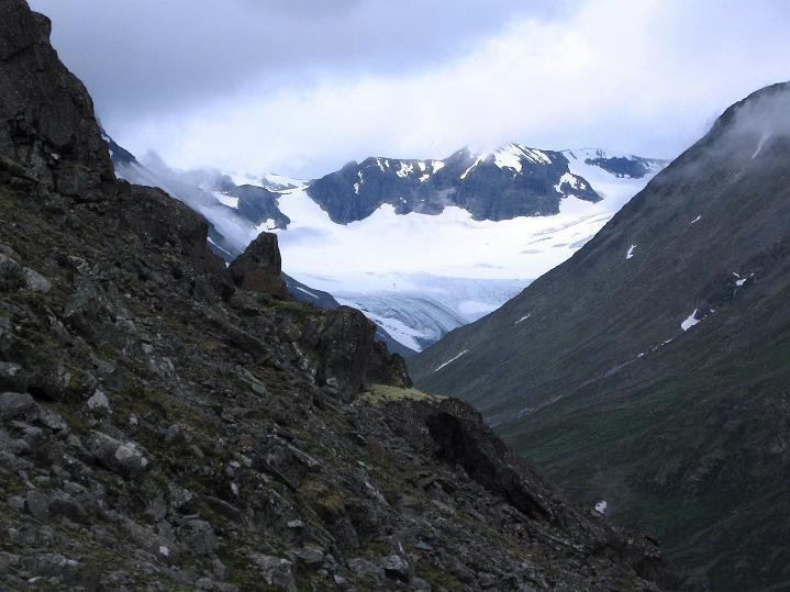 Foto: Andreas Koller / Wander Tour / Von Spiterstulen auf den Glittertind (2465 m) / 05.08.2009 19:02:25