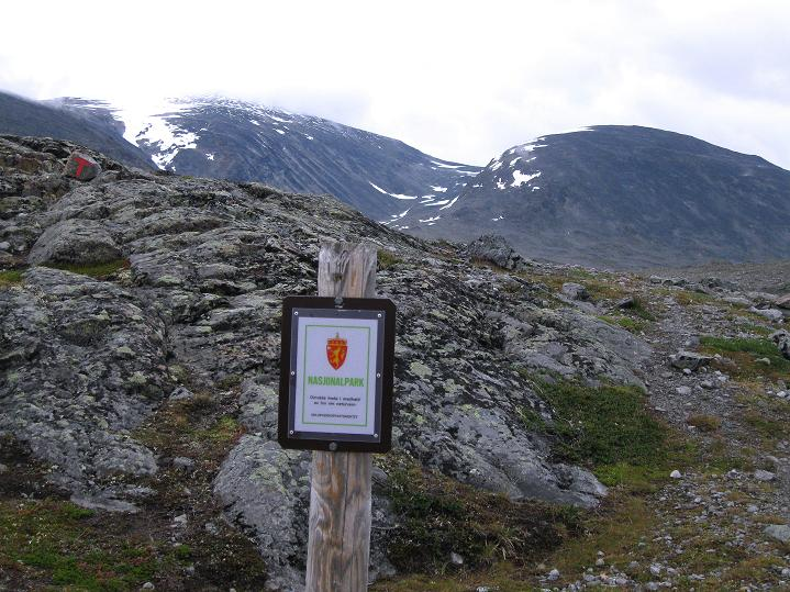 Foto: Andreas Koller / Wander Tour / Von Spiterstulen auf den Glittertind (2465 m) / 05.08.2009 19:02:10