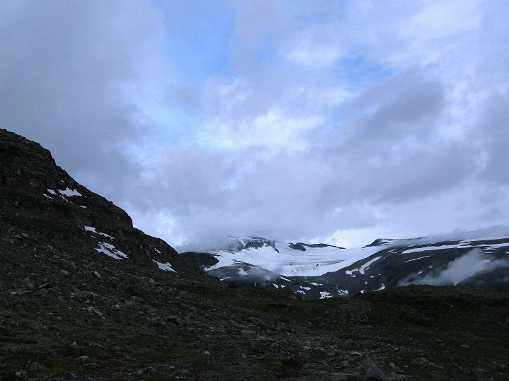 Foto: Andreas Koller / Wander Tour / Von Spiterstulen auf den Glittertind (2465 m) / 05.08.2009 19:01:51