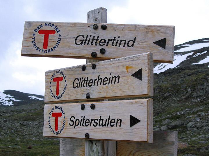 Foto: Andreas Koller / Wander Tour / Von Spiterstulen auf den Glittertind (2465 m) / 05.08.2009 19:01:43