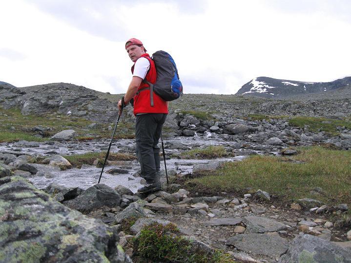 Foto: Andreas Koller / Wander Tour / Von Spiterstulen auf den Glittertind (2465 m) / 05.08.2009 19:01:17