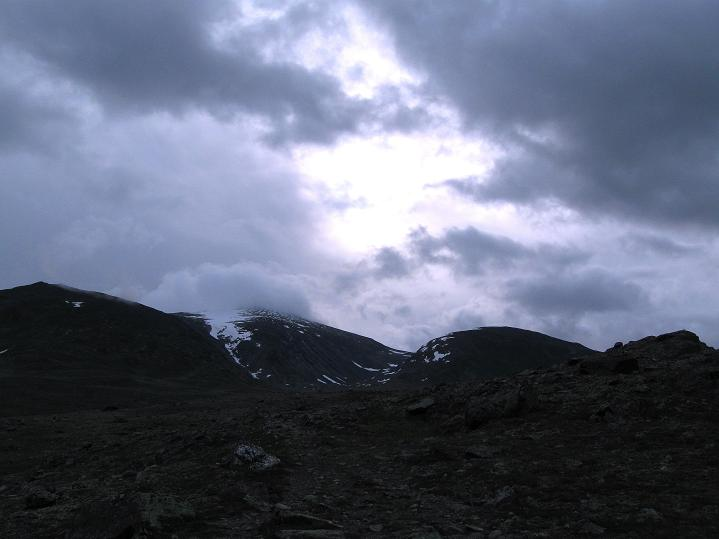 Foto: Andreas Koller / Wander Tour / Von Spiterstulen auf den Glittertind (2465 m) / 05.08.2009 19:01:08