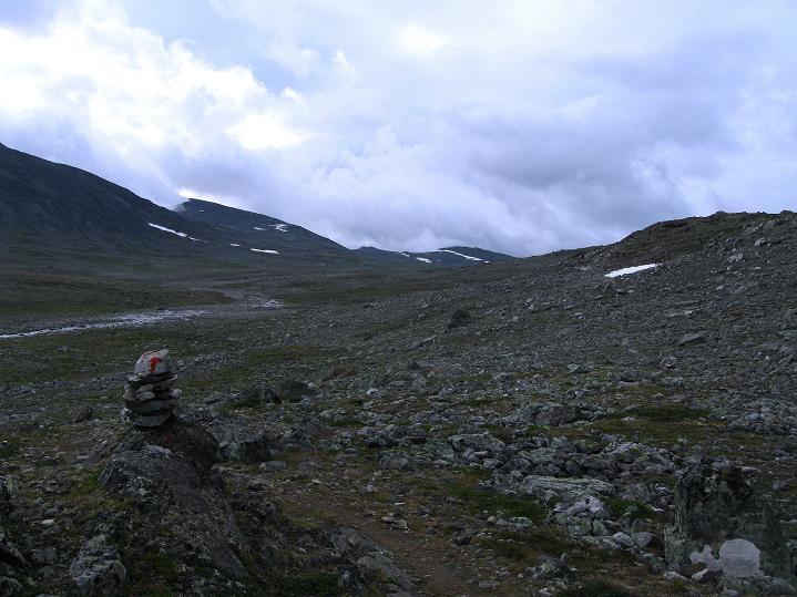 Foto: Andreas Koller / Wander Tour / Von Spiterstulen auf den Glittertind (2465 m) / 05.08.2009 18:59:55