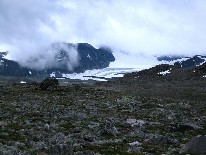 Foto: Andreas Koller / Wander Tour / Von Spiterstulen auf den Glittertind (2465 m) / 05.08.2009 18:59:40