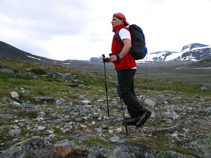 Foto: Andreas Koller / Wander Tour / Von Spiterstulen auf den Glittertind (2465 m) / 05.08.2009 18:59:24