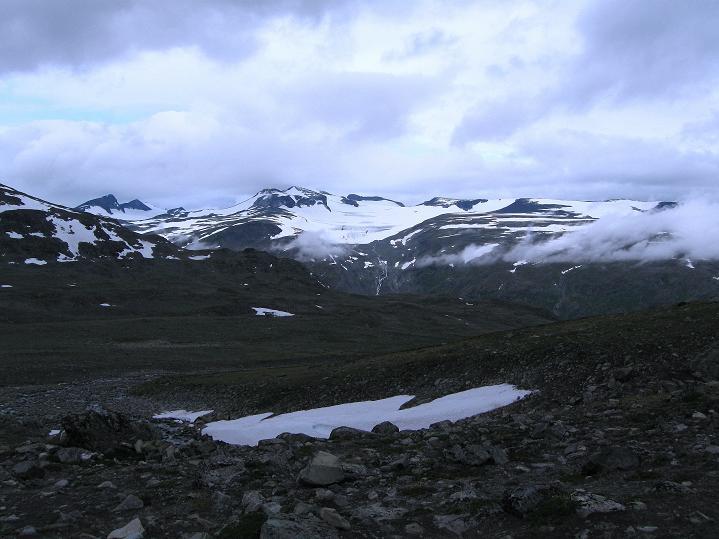 Foto: Andreas Koller / Wander Tour / Von Spiterstulen auf den Glittertind (2465 m) / 05.08.2009 18:59:16