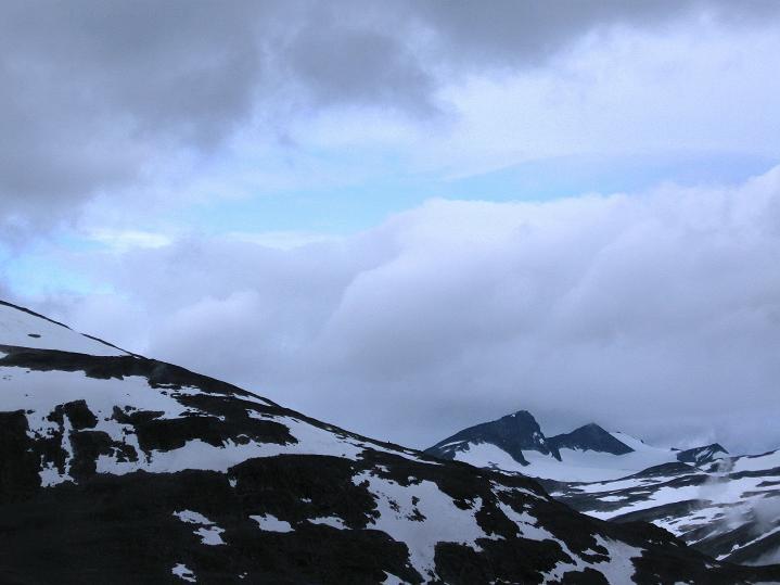 Foto: Andreas Koller / Wander Tour / Von Spiterstulen auf den Glittertind (2465 m) / 05.08.2009 18:59:08