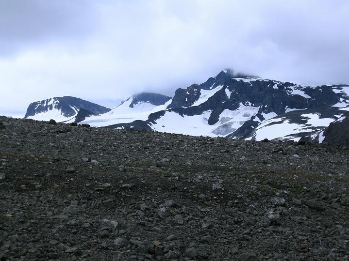 Foto: Andreas Koller / Wander Tour / Von Spiterstulen auf den Glittertind (2465 m) / 05.08.2009 18:58:45