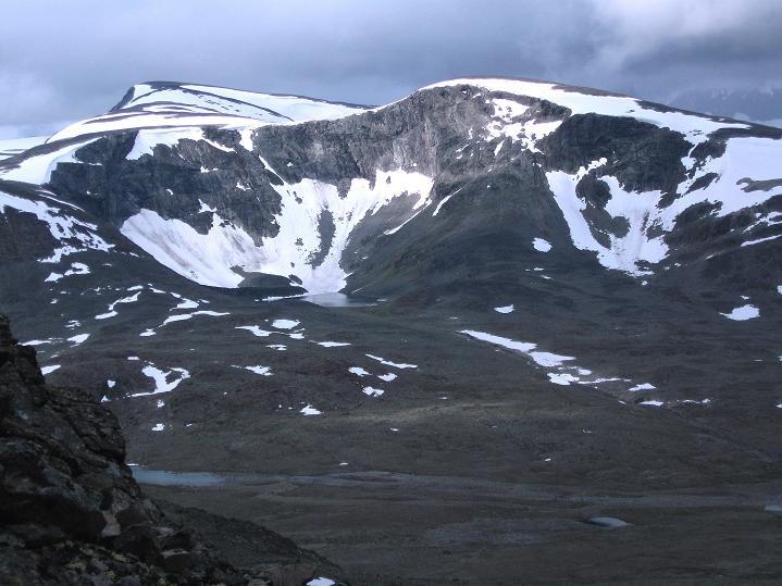 Foto: Andreas Koller / Wander Tour / Von Spiterstulen auf den Glittertind (2465 m) / 05.08.2009 18:57:05