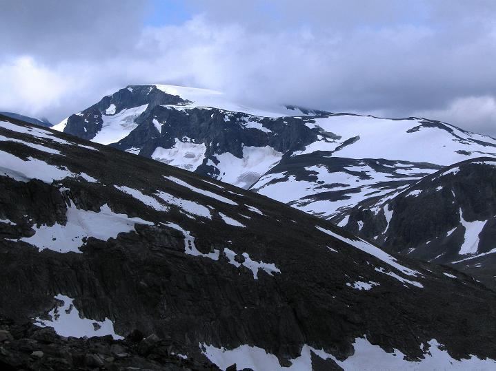Foto: Andreas Koller / Wander Tour / Von Spiterstulen auf den Glittertind (2465 m) / 05.08.2009 18:56:54