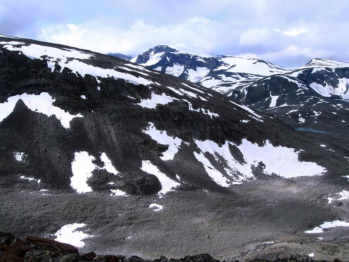 Foto: Andreas Koller / Wander Tour / Von Spiterstulen auf den Glittertind (2465 m) / 05.08.2009 18:56:45