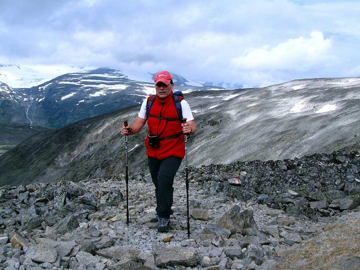 Foto: Andreas Koller / Wander Tour / Von Spiterstulen auf den Glittertind (2465 m) / 05.08.2009 18:55:54
