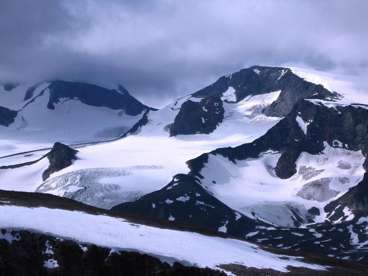 Foto: Andreas Koller / Wander Tour / Von Spiterstulen auf den Glittertind (2465 m) / 05.08.2009 18:55:03