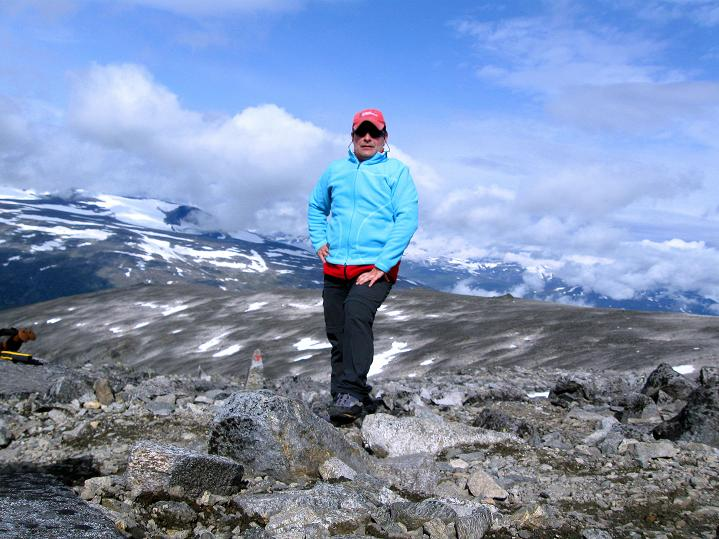 Foto: Andreas Koller / Wander Tour / Von Spiterstulen auf den Glittertind (2465 m) / 05.08.2009 18:54:55