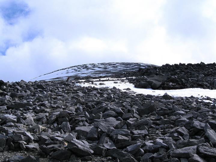Foto: Andreas Koller / Wander Tour / Von Spiterstulen auf den Glittertind (2465 m) / Auf der Kuppe ist es noch lange nicht aus! / 05.08.2009 18:54:48