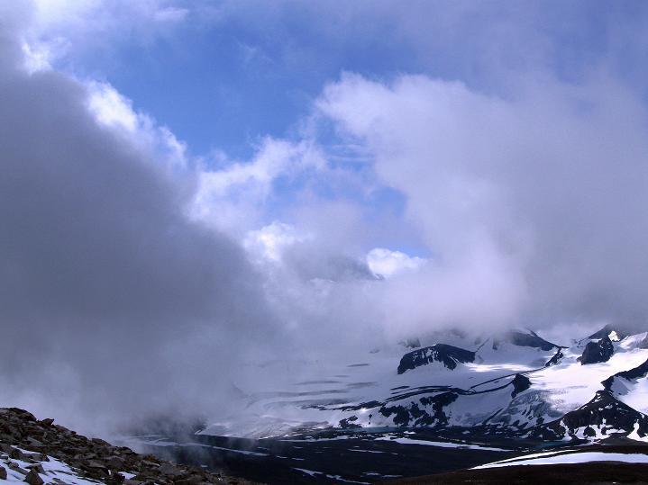 Foto: Andreas Koller / Wander Tour / Von Spiterstulen auf den Glittertind (2465 m) / 05.08.2009 18:54:01