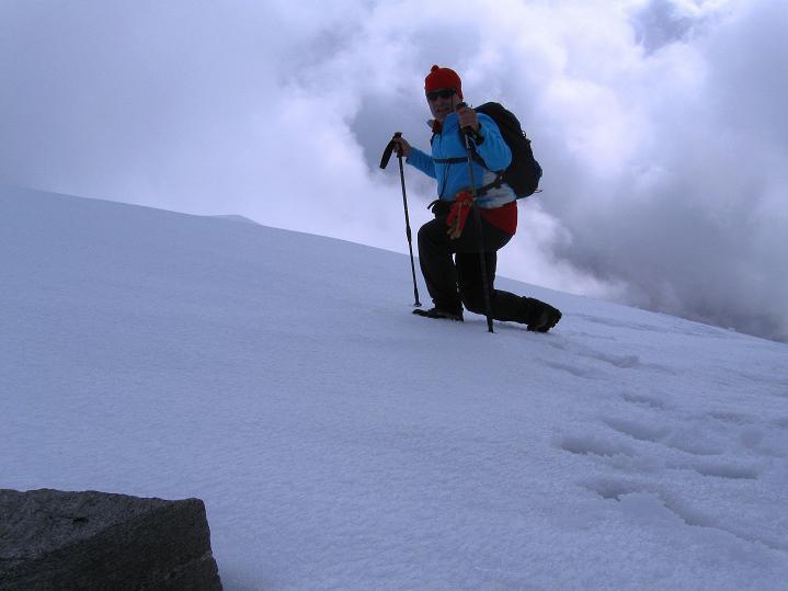 Foto: Andreas Koller / Wander Tour / Von Spiterstulen auf den Glittertind (2465 m) / 05.08.2009 18:51:46