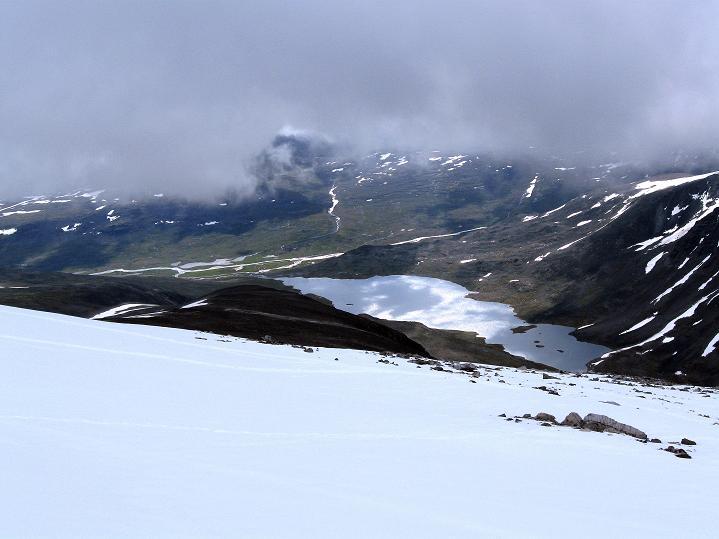 Foto: Andreas Koller / Wander Tour / Von Spiterstulen auf den Glittertind (2465 m) / 05.08.2009 18:51:29