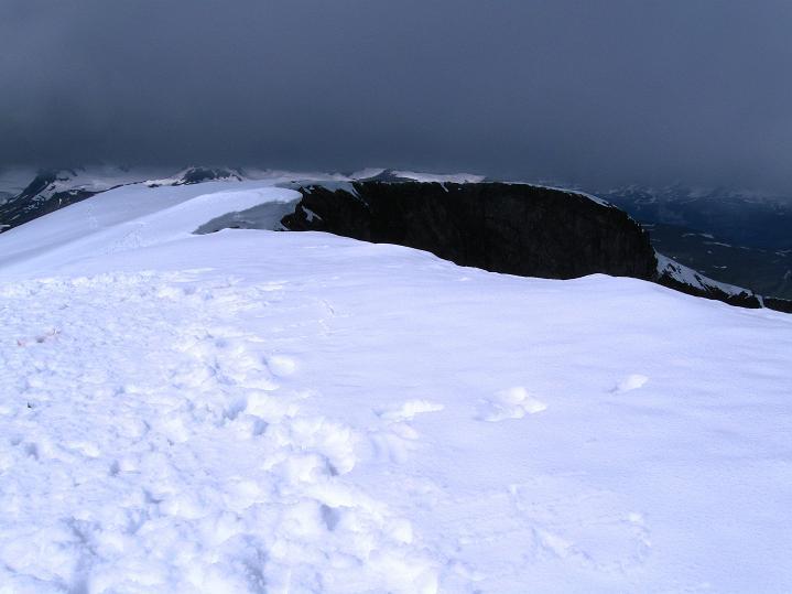 Foto: Andreas Koller / Wander Tour / Von Spiterstulen auf den Glittertind (2465 m) / 05.08.2009 18:50:00