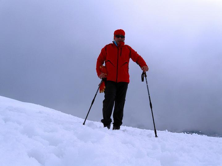 Foto: Andreas Koller / Wander Tour / Von Spiterstulen auf den Glittertind (2465 m) / 05.08.2009 18:49:38