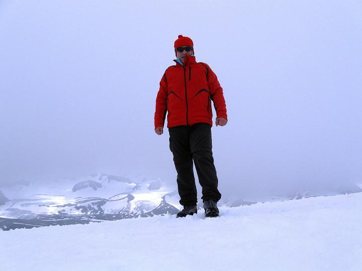Foto: Andreas Koller / Wander Tour / Von Spiterstulen auf den Glittertind (2465 m) / 05.08.2009 18:49:29