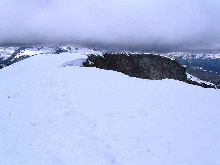 Foto: Andreas Koller / Wander Tour / Von Spiterstulen auf den Glittertind (2465 m) / 05.08.2009 18:49:15