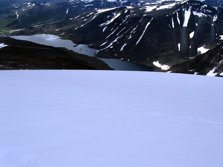 Foto: Andreas Koller / Wander Tour / Von Spiterstulen auf den Glittertind (2465 m) / 05.08.2009 18:48:58