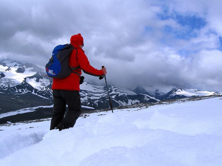 Foto: Andreas Koller / Wander Tour / Von Spiterstulen auf den Glittertind (2465 m) / 05.08.2009 18:48:47
