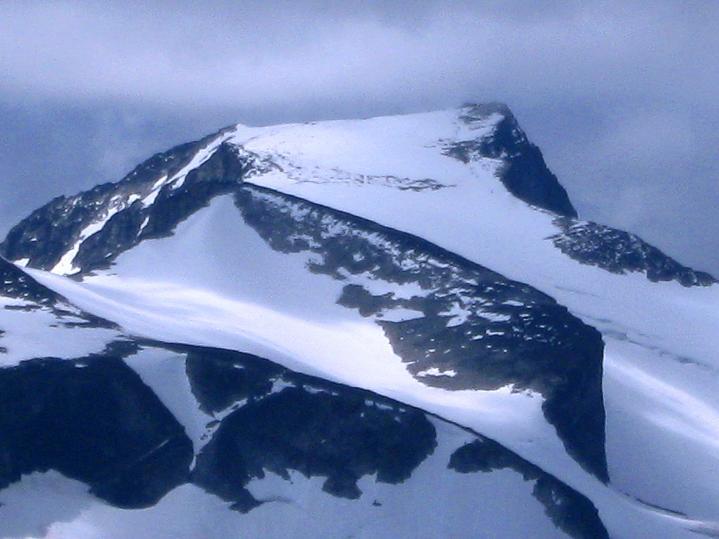 Foto: Andreas Koller / Wander Tour / Von Spiterstulen auf den Glittertind (2465 m) / Der Galdhopiggen (2469 m) / 05.08.2009 18:47:28
