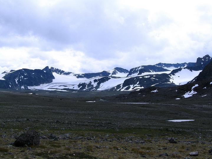 Foto: Andreas Koller / Wander Tour / Von Spiterstulen auf den Glittertind (2465 m) / 05.08.2009 18:46:55