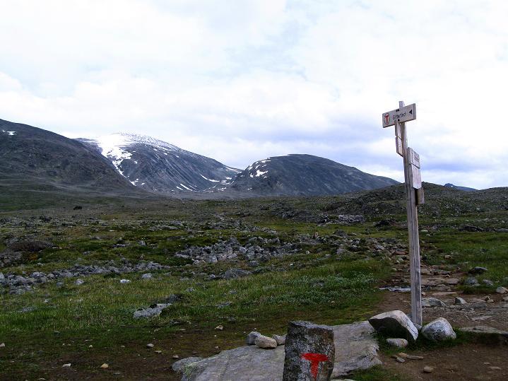 Foto: Andreas Koller / Wander Tour / Von Spiterstulen auf den Glittertind (2465 m) / 05.08.2009 18:46:46