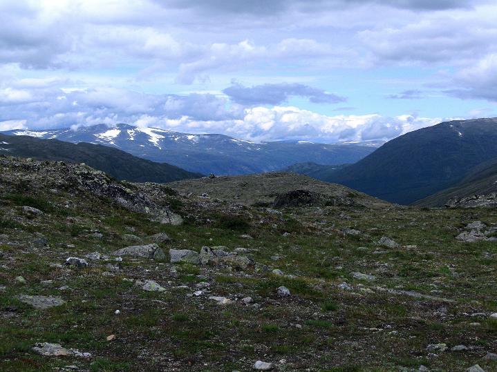 Foto: Andreas Koller / Wander Tour / Von Spiterstulen auf den Glittertind (2465 m) / 05.08.2009 18:46:33