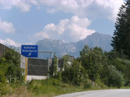 Foto: Johann P. / Mountainbike Tour / Runde um Windischgarsten / Hinter der Autobahn  / 07.08.2009 13:09:26