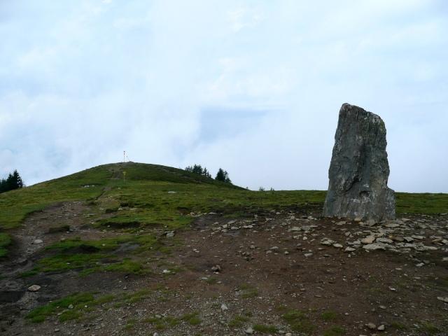 Foto: berglerin / Wander Tour / Palnock (1901m) / Gipfelzeichen / 03.08.2009 20:14:58