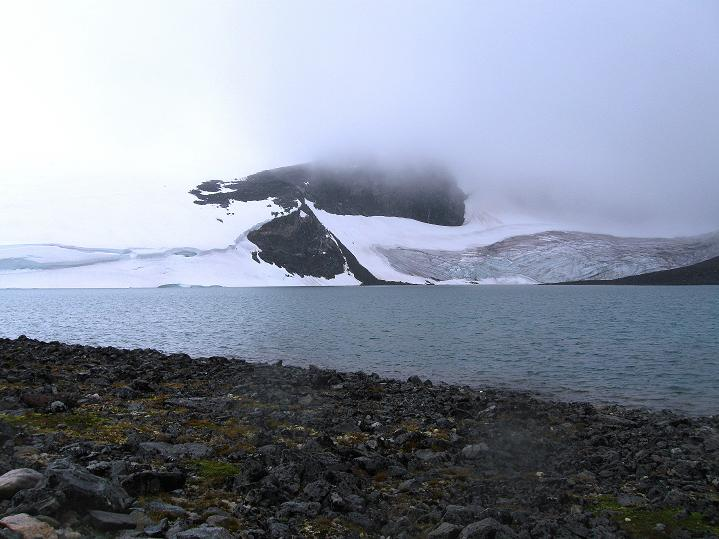 Foto: Andreas Koller / Wander Tour / Galdhopiggen (2469m) - Gletschertour auf den höchsten Berg Nordeuropas  / 07.08.2009 01:12:35