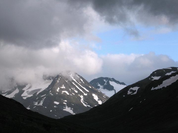 Foto: Andreas Koller / Wander Tour / Galdhopiggen (2469m) - Gletschertour auf den höchsten Berg Nordeuropas  / 07.08.2009 01:12:15